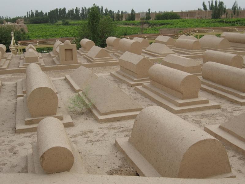 Adobe earth Graves.