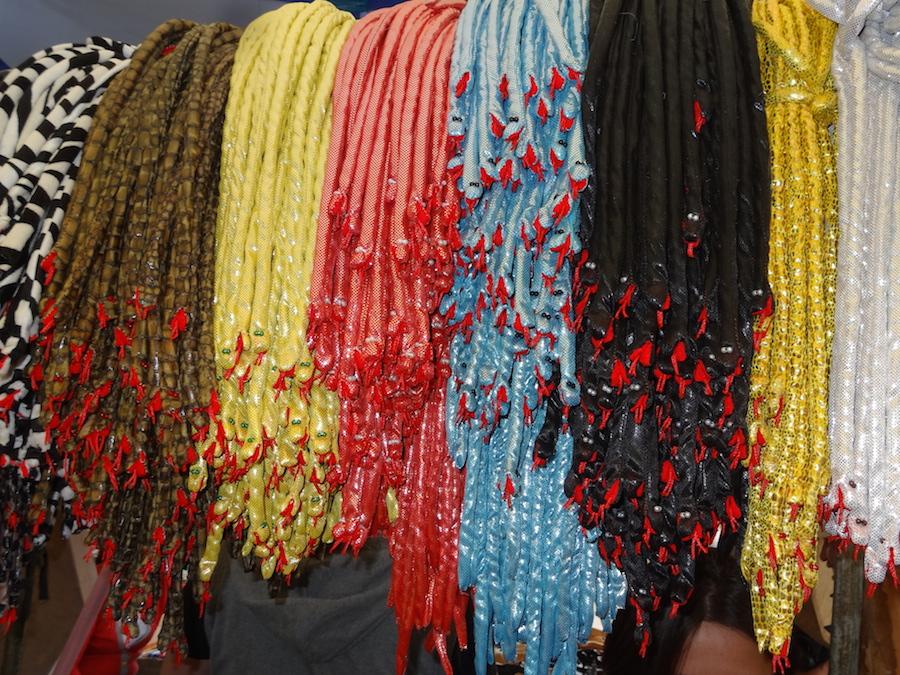 shaman snakes in the Black market